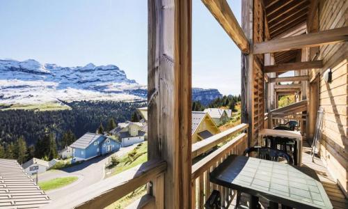 Wakacje w górach Apartament 4 pokojowy 8 osób (Prestige 71m²-1) - Résidence les Portes du Grand Massif - Maeva Particuliers - Flaine