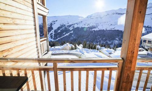 Wakacje w górach Apartament 3 pokojowy 6 osób (Prestige 55m²-2) - Résidence les Portes du Grand Massif - Maeva Particuliers - Flaine
