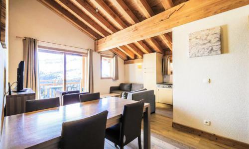 Wakacje w górach Apartament 3 pokojowy 6 osób (Prestige 55m²-2) - Résidence les Portes du Grand Massif - Maeva Particuliers - Flaine - Zakwaterowanie