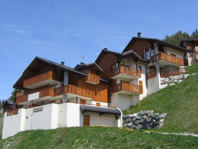 Location au ski Residence Les Presles - Peisey-Vallandry - Extérieur été