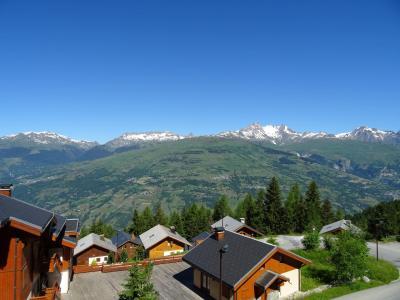 Location au ski Appartement 3 pièces 7 personnes (07 R) - Résidence les Presles - Peisey-Vallandry - Extérieur été