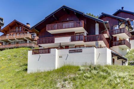 Location au ski Appartement duplex 4 pièces 8 personnes (08 R) - Résidence les Presles - Peisey-Vallandry - Extérieur été
