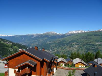 Location au ski Appartement 4 pièces 8 personnes (05) - Résidence les Presles - Peisey-Vallandry - Extérieur été