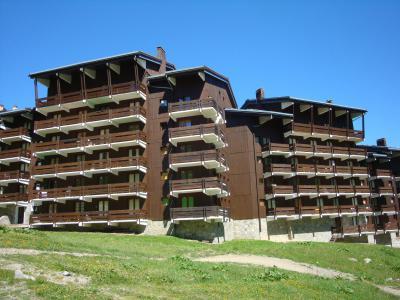 Vacances en montagne Résidence les Provères - Méribel-Mottaret - Extérieur été