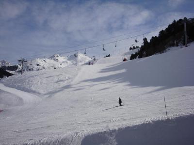Vacances en montagne Appartement 2 pièces 5 personnes (034) - Résidence les Provères - Méribel-Mottaret