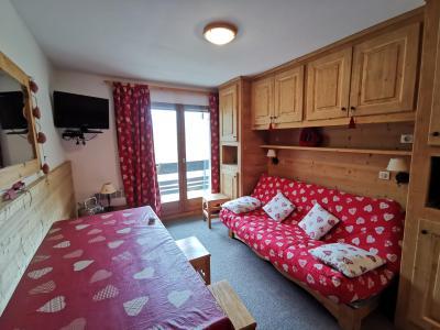 Vacances en montagne Appartement 2 pièces 4 personnes (041) - Résidence les Provères - Méribel-Mottaret