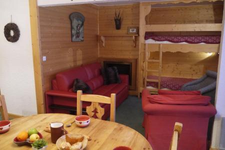 Vacances en montagne Appartement 2 pièces 5 personnes (034) - Résidence les Provères - Méribel-Mottaret - Table