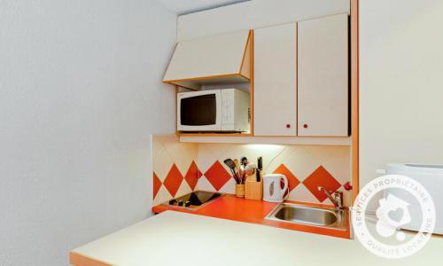 Vacances en montagne Studio 4 personnes (Confort 22m²-1) - Résidence les Ravines - Maeva Home - Méribel - Extérieur été