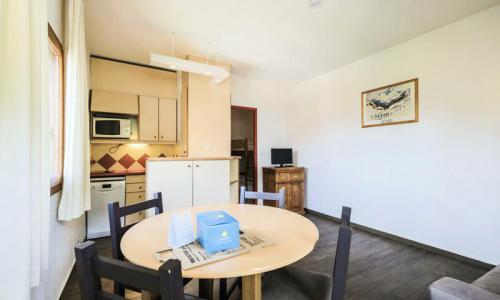 Vacances en montagne Studio 4 personnes (Sélection 24m²-3) - Résidence les Ravines - Maeva Home - Méribel - Extérieur été