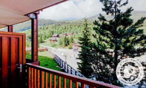 Vacances en montagne Studio 4 personnes (Confort 24m²-3) - Résidence les Ravines - Maeva Home - Méribel - Extérieur été