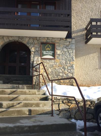 Vacances en montagne Résidence les Roches Blanches - Valmorel