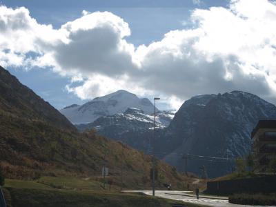 Vacances en montagne Résidence les Roches Rouges A ou B - Tignes