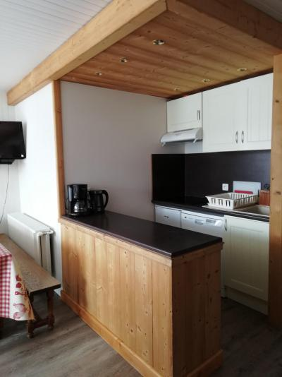 Vacances en montagne Appartement 4 pièces 8 personnes - Résidence les Roches Rouges A ou B - Tignes