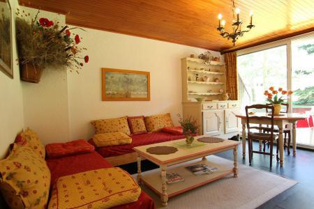 Vacances en montagne Appartement 3 pièces coin montagne 6 personnes (HOUV) - Résidence les Rochilles - Serre Chevalier