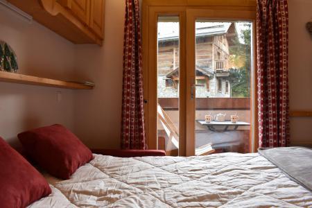 Vacances en montagne Studio 3 personnes (B2) - Résidence les Sapineaux - Méribel