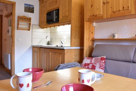 Vacances en montagne Studio 3 personnes (C2) - Résidence les Sapineaux - Méribel