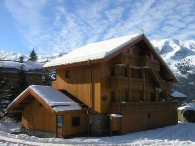 Vacances en montagne Studio 3 personnes (C3) - Résidence les Sapineaux - Méribel