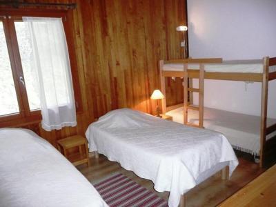 Vacances en montagne Appartement 2 pièces 4 personnes (7) - Résidence les Seilles - Châtel - Chambre