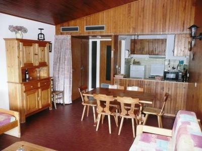 Vacances en montagne Appartement 2 pièces 4 personnes (7) - Résidence les Seilles - Châtel - Séjour