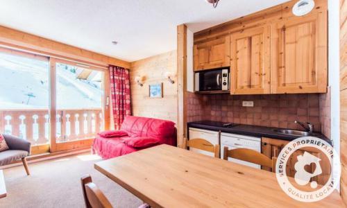 Location au ski Appartement 2 pièces 4 personnes (Confort 28m²-11) - Résidence les Sentiers du Tueda - Maeva Home - Méribel-Mottaret - Extérieur été