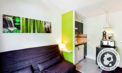 Location au ski Appartement 2 pièces 4 personnes (Confort 28m²) - Résidence les Sentiers du Tueda - Maeva Home - Méribel-Mottaret - Extérieur été
