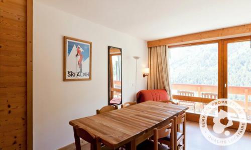 Location au ski Appartement 3 pièces 8 personnes (Prestige 50m²) - Résidence les Sentiers du Tueda - Maeva Home - Méribel-Mottaret - Extérieur été