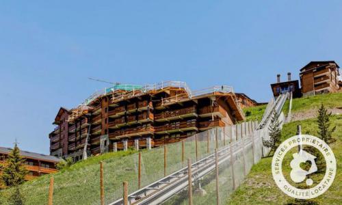 Location au ski Appartement 2 pièces 4 personnes (Sélection 28m²) - Résidence les Sentiers du Tueda - Maeva Home - Méribel-Mottaret - Extérieur été