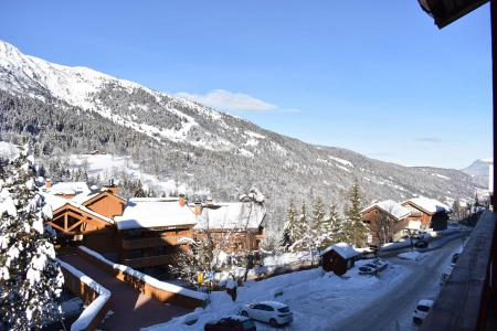 Vacances en montagne Studio coin montagne 4 personnes (002) - Résidence les Silènes - Méribel