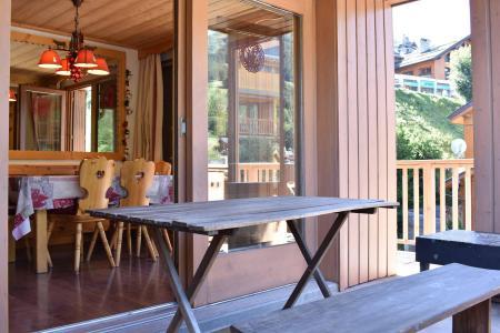 Vacances en montagne Appartement 3 pièces 7 personnes (16) - Résidence les Silènes - Méribel