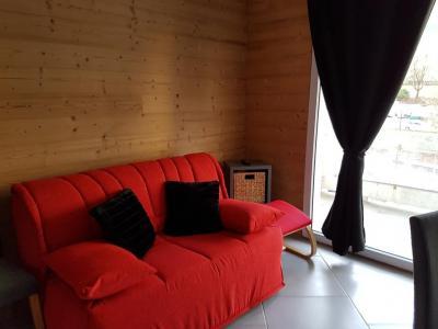 Vacances en montagne Résidence les Silènes - Le Collet d'Allevard - Canapé