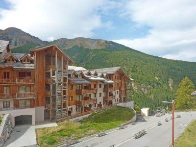 Holiday in mountain resort 3 room duplex apartment 9 people (496) - Résidence les Silènes - Mélèzes d'Or - Les Orres - Bath-tub