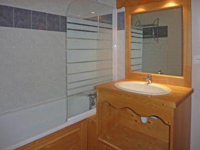 Holiday in mountain resort 3 room duplex apartment 9 people (496) - Résidence les Silènes - Mélèzes d'Or - Les Orres - Double bed