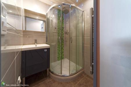 Vacances en montagne Résidence les Silènes - Le Collet d'Allevard - Salle de bains