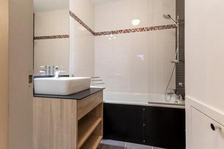 Holiday in mountain resort 2 room apartment 4 people (204) - Résidence les Soldanelles A - Les Menuires - Bath-tub