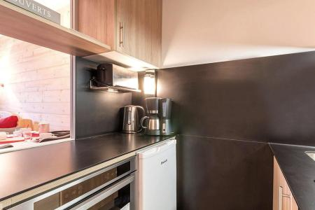 Holiday in mountain resort 2 room apartment 4 people (204) - Résidence les Soldanelles A - Les Menuires - Kitchenette
