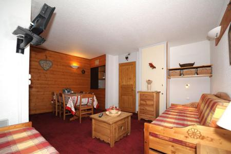 Holiday in mountain resort 2 room apartment 5 people (506) - Résidence les Soldanelles A - Les Menuires