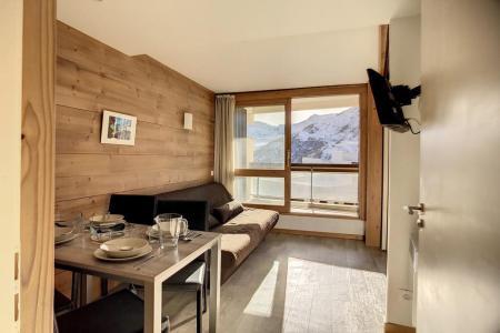 Holiday in mountain resort Logement 2 pièces 4 personnes (SO0405) - Résidence les Soldanelles A - Les Menuires