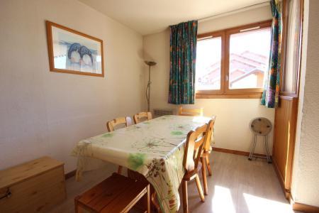 Vacances en montagne Appartement 2 pièces coin montagne 6 personnes (26) - Résidence les Soldanelles - Peisey-Vallandry - Séjour