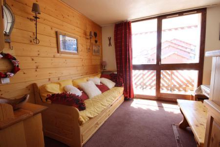 Vacances en montagne Studio coin montagne 4 personnes (38) - Résidence les Soldanelles - Peisey-Vallandry - Logement