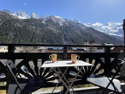 Holiday in mountain resort Studio 2 people (erable) - Résidence les Sommets - Chamonix