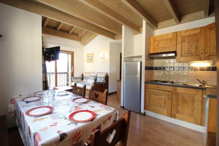 Vacances en montagne Appartement 3 pièces 6 personnes (013) - Résidence les Sports - Aussois