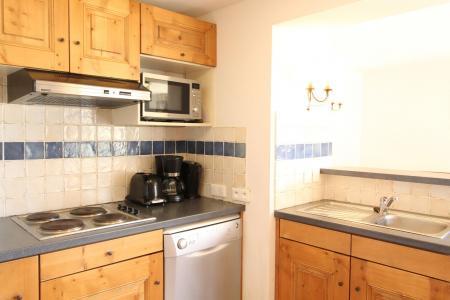 Vacances en montagne Appartement 3 pièces 6 personnes (001) - Résidence les Sports - Aussois - Kitchenette