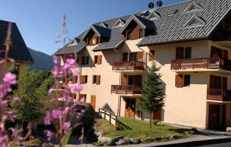 Location au ski Résidence les Sybelles - Saint Sorlin d'Arves - Extérieur été