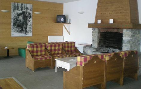 Vacances en montagne Résidence les Sybelles - Saint Sorlin d'Arves - Canapé