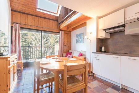 Vacances en montagne Studio cabine 6 personnes (1A09) - Résidence les Tamborels - Serre Chevalier - Séjour