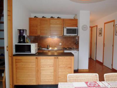Vacances en montagne Appartement 2 pièces mezzanine 4 personnes (8) - Résidence les Tartifles - Châtel - Kitchenette
