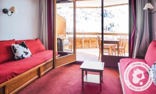 Location à Isola 2000, Résidence les Terrasses d'Azur - Maeva Home