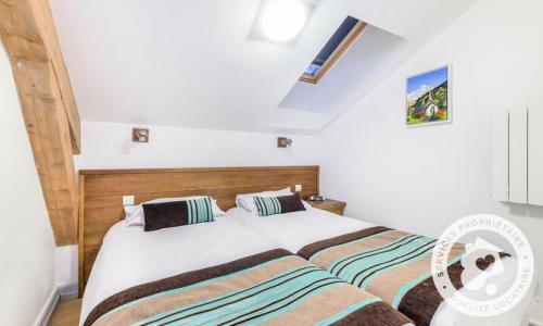 Wakacje w górach Apartament 3 pokojowy 6 osób (Sélection 42m²-5) - Résidence les Terrasses d'Eos - Maeva Home - Flaine - Pokój