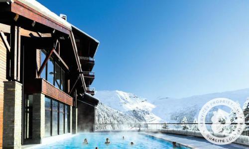 Wakacje w górach Apartament 4 pokojowy 8 osób (Prestige 90m²-7) - Résidence Les terrasses d'Eos - Maeva Particuliers - Flaine