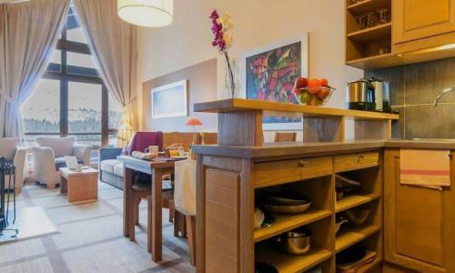 Wakacje w górach Appartement 4 pièces 6 personnes - Prestige - Résidence Les terrasses d'Eos - Maeva Particuliers - Flaine